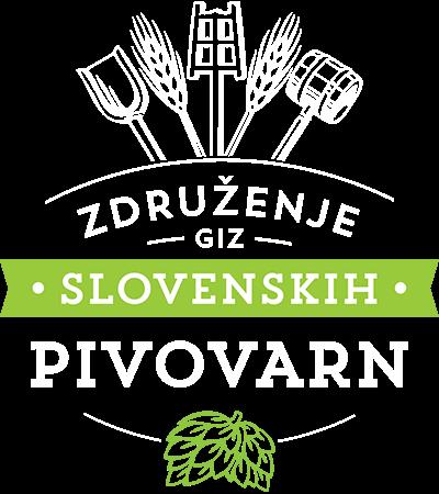 Združenje slovenskih pivovarn logo